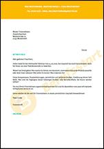 muster bewerbungsschreiben praktikum - Bewerbung Fr Schlerpraktikum Vorlage