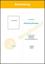 zweite vorlage deckblatt - Bewerbung Deckblatt Muster