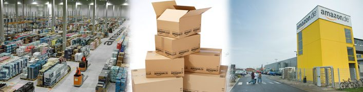 Showroom von Amazon