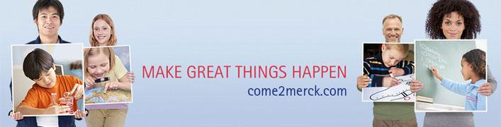 Firmenprofil Merck Kgaa