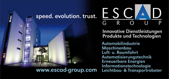 Showroom von ESCAD Group