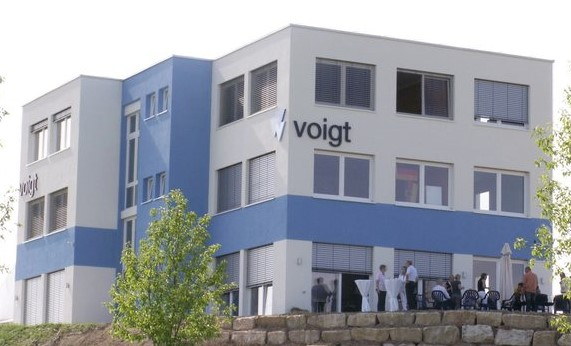 Showroom von Voigt Software