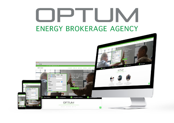 Showroom von OPTUM