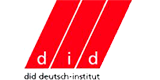 Logo von did deutsch-institut